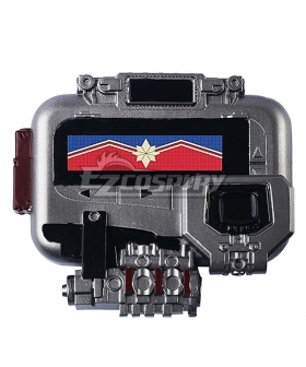 Marvel 2019 Movie Captain Marvel Carol Danvers Pager Cosplay Accessory Prop
