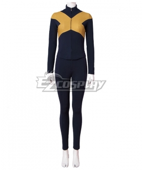 Marvel 2019 X-Men: Dark Phoenix Jean Grey Summers Phoenix Female Cosplay Costume