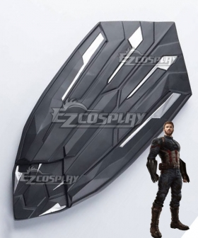 Marvel Avengers 3: Infinity War Captain America Steven Rogers Shield Cosplay Weapon Prop