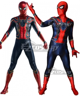 Marvel Avengers 3: Infinity War Spiderman Spider-Man Spider Man Peter Parker Cosplay Costume