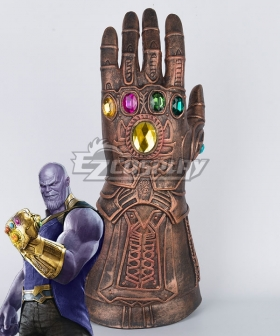 Marvel Avengers 3: Infinity War Thanos Infinity Stones Glove Cosplay Accessory Prop