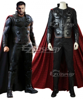 Marvel Avengers 3: Infinity War Thor Odinson Cosplay Costume