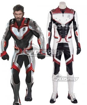 Marvel Avengers 4: Endgame Avengers Superhero Zentai Jumpsuit Battle Suit Cosplay Costume