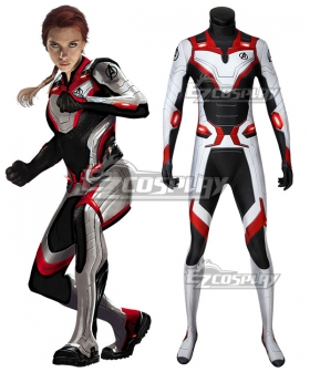 Marvel Avengers:Endgame Zentai Female Battle Suit Zentai Jumpsuit Cosplay Costume