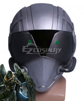 Spiderman Marvel Spider-Man: Homecoming Vulture Helmet Halloween Cosplay Accessory Prop