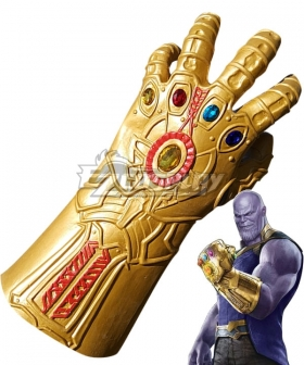 Marvel The Avengers 3 Guardians of the Galaxy Thanos Glove Cosplay Accessory Prop - Starter Edition