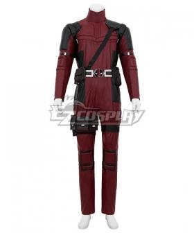 Marvel Deadpool Wade Winston Wilson Cosplay Costume