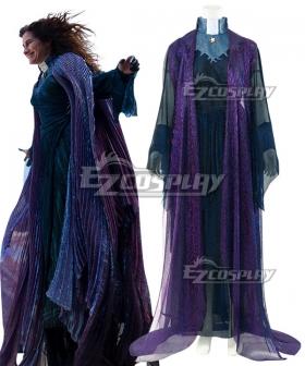 Marvel Wanda Vision Agatha HArkness Cosplay Costume