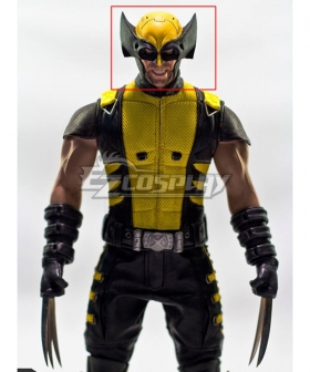 Marvel Wolverine Mask Cosplay Accessory Prop