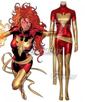 Marvel X-Men: Dark Phoenix Jean Grey Summers Cosplay Costume