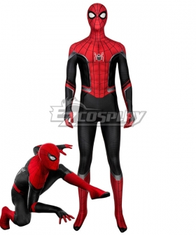 Marvel 2019 Spider-Man: Far From Home Peter Parker SpiderMan Cosplay Costume - New Edition