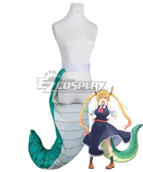 Miss Kobayashi's Dragon Maid Tohru Tail Cosplay Accessory Prop