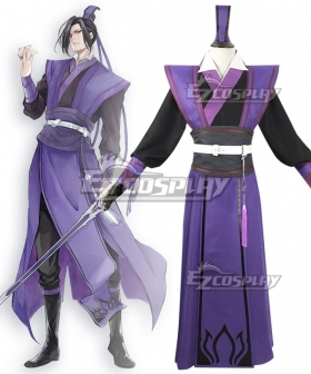 The Grandmaster Of Demonic Cultivation Mo Dao Zu Shi 13 Years Later Jiang Cheng Cosplay Costume