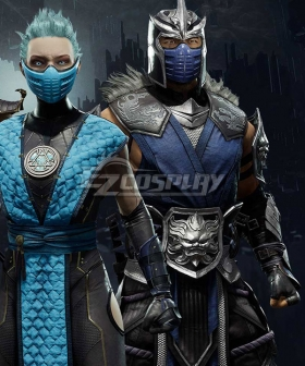 Mortal Kombat 11 Aftermath Sub-Zero Cosplay Costume