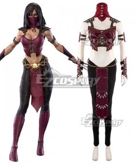 Mortal Kombat 11 Mileena Cosplay Costume