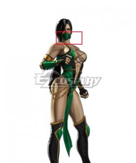 Mortal Kombat Jade Mask Cosplay Accessory Prop
