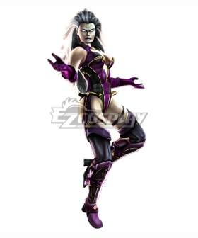 Mortal Kombat Queen Sindel Cosplay Costume
