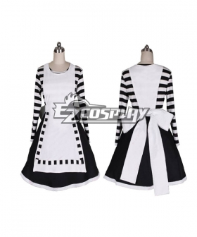 Alice: Madness Returns Alice Liddell Cosplay Costume