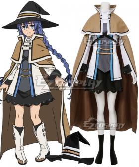 Mushoku Tensei: Jobless Reincarnation Roxy Migurdia Cosplay Costume