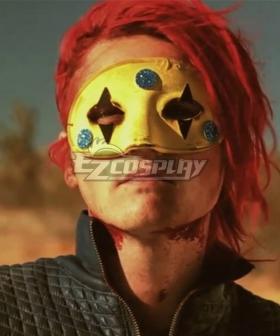 My Chemical Romance Gerard Arthur Way Cosplay Weapon Prop