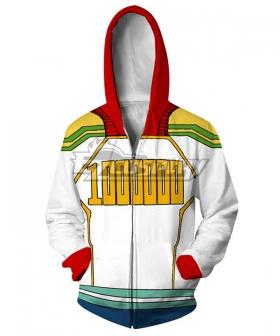 My Hero Academia Boku No Hero Academia Mirio Togata Coat Hoodie Cosplay Costume