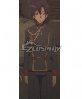My Next Life as a Villainess: All Routes Lead to Doom! Gerald Stuart Uniform Cosplay Costume