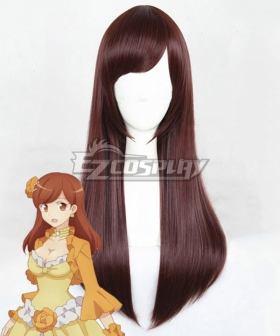 My Next Life as a Villainess: All Routes Lead to Doom! Mary Hunt Brown Cosplay Wig