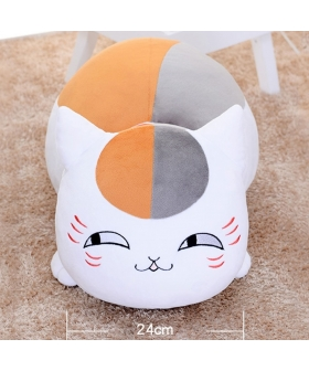 Natsume Yuujinchou Natsume's Book of Friends Madara Nyanko-sensei Plush Doll Cosplay Accessory Prop
