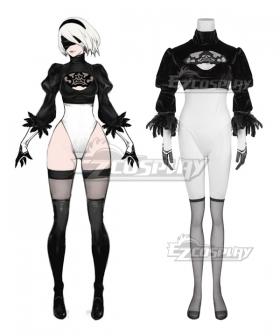 NieR: Automata 2B YoRHa Type B Cosplay Costume