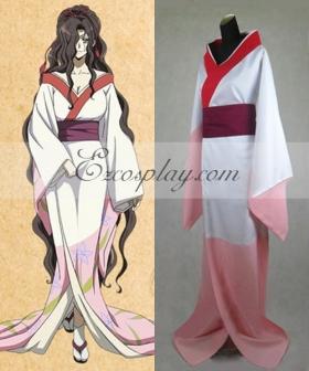 Nurarihyon no Mago Kejoro Cosplay Costume