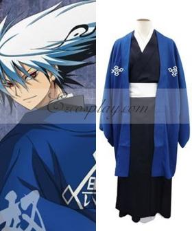 Nurarihyon no Mago Nura Rikuo Cosplay Costume