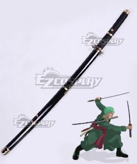 One Piece Roronoa Zoro Yubashiri Sword Scabbard Cosplay Weapon Prop