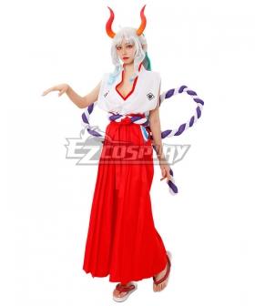 One Piece Yamato Cosplay Costume