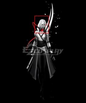 Othercide Blademaster White Cosplay Wig