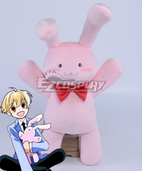 "Ouran High School Host Club Ouran Koukou Host Club Mitsukuni ""Honey"" Haninozuka Plush Doll Cosplay Accessory Prop"