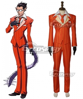 Overlord Demiurge Cosplay Costume - Premium Edition