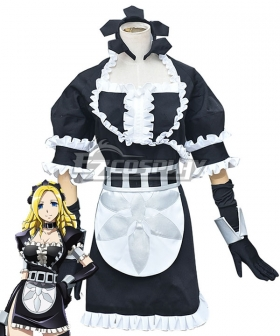 Overlord II Solution Epsilon Cosplay Costume