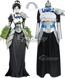 Overlord II Yuri Alpha V2 Cosplay Costume