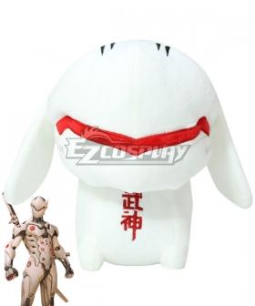 Overwatch OW Genji Nihon Skin Doll Cosplay Accessory Prop