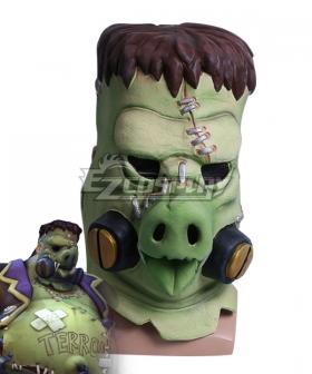 Overwatch Roadhog Halloween Skin Mask Cosplay Accessory Prop
