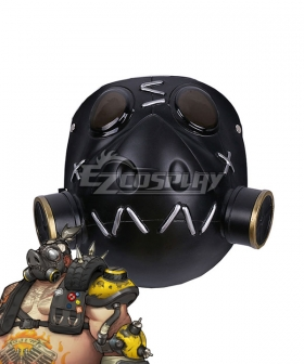Overwatch Roadhog Mask Halloween Cosplay Accessory Prop