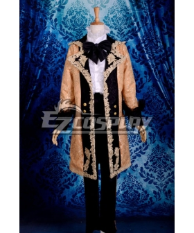 Vocaloid Devil Kagamine Len Cosplay Costume Deluxe - ZBP6