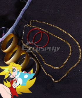 Panty And Stocking With Garterbelt Panty Necklace Cosplay Accessory Prop