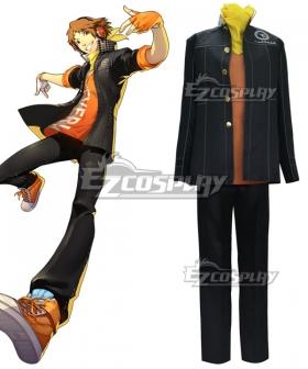 Persona 4: Dancing All Night Yosuke Hanamura Cosplay Costume