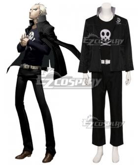 Persona 4 Golden Kanji Tatsumi Cosplay Costume