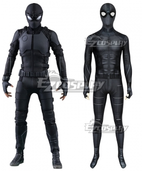 Marvel Spider-Man: Far From Home Spiderman Peter Parker Night Monkey Zentai Jumpsuit Cosplay Costume