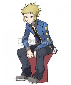 Pokémon Pokemon Volkner Cosplay Costume