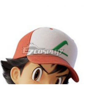 Pokemon Ash Hat Cosplay Accessory Prop
