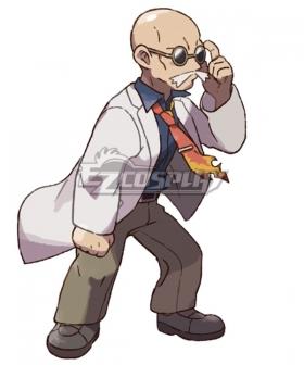 Pokemon Pokémon: Let's Go, Pikachu! Pokémon: Let's Go, Eevee! Blaine Cosplay Costume