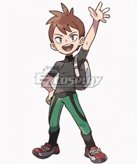 Pokemon Pokémon: Let's Go, Pikachu! Pokémon: Let's Go, Eevee! Trace Cosplay Costume